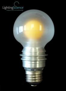 Светодиодная лампа для прямой замены 60Вт лампы накаливания.