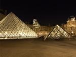 Светодиодное освещение для Лувра.