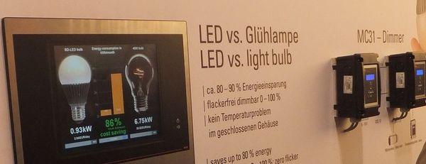 Сравнение энергопотребления