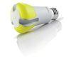 Испытания LED-замены 60Вт лампы накаливания.